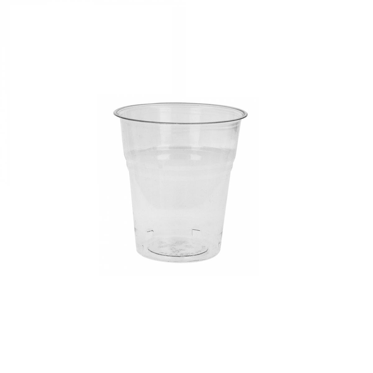 Gobelet compostabe biodégradable en PLA 200 ml CN08-22399 -3