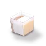 Verrine en plastique Cube 60 ml CN04-45C-1