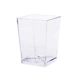 Verrine en plastique Cube Haut 110 ml CN04-48C-3