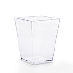 Verrine en plastique Quadri 160 ml CN04-160C-2