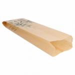 Sachets sandwiches en papier écru 9+4x30 cm personnalisés 2 couleurs CN08-14710P2C-1
