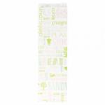 Sachets sandwiches en papier blanc 9+4x30 cm personnalisés 2 couleurs CN08-22922P2C-2