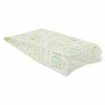 Sachets sandwiches en papier blanc 12+4x26 cm personnalisés 2 couleurs CN08-22923P2C-3