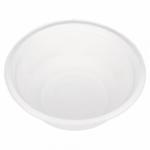 Saladier biodégradable blanc en pulpe de canne de 500 ml vendu par 50 - 3 - ProSaveurs
