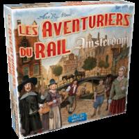 Aventuriers du Rail - Amsterdam