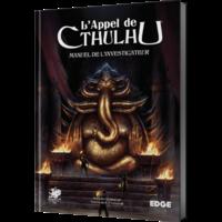 Appel de Cthulhu - Manuel de l'Investigateur