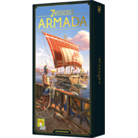 7 Wonders 2e éd. ext. Armada