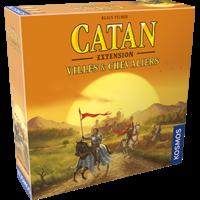 Catan - ext. Villes & Chevaliers