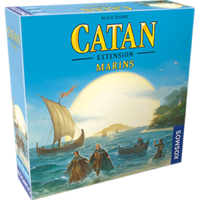 Catan - extension Marins