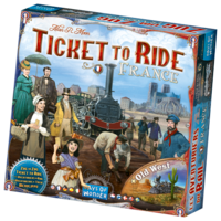 Aventuriers du Rail ext. France + Old West