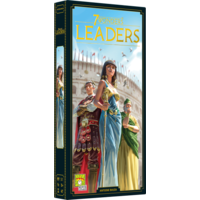 7 Wonders 2e éd. ext. Leaders