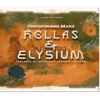 Terraforming Mars ext. Hellas&Elysium