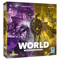 It's a Wonderful World - ext. 2 Corruption & Ascension