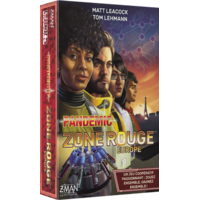 Pandemic Zouge rouge Europe