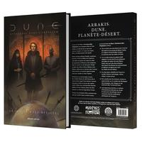 Dune JdR : Aventures dans l'Imperium