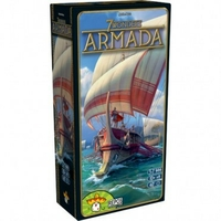 7 Wonders ext. Armada