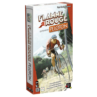 Flamme Rouge ext. Peloton