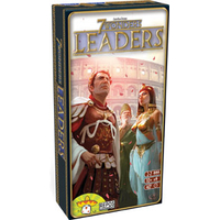 7 Wonders ext. Leaders