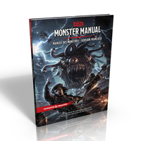 Monster Manual - Dungeons & Dragons