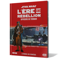 Officiers de Terrain - Star Wars JdR ère de la Rébellion