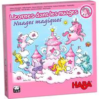 Nuages magiques - Licornes dans les nuages