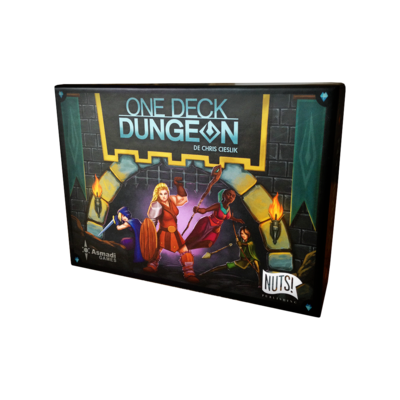 one deck box