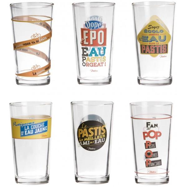 coffret-de-6-verres-a-pastis-natives-deco-retro-vintage