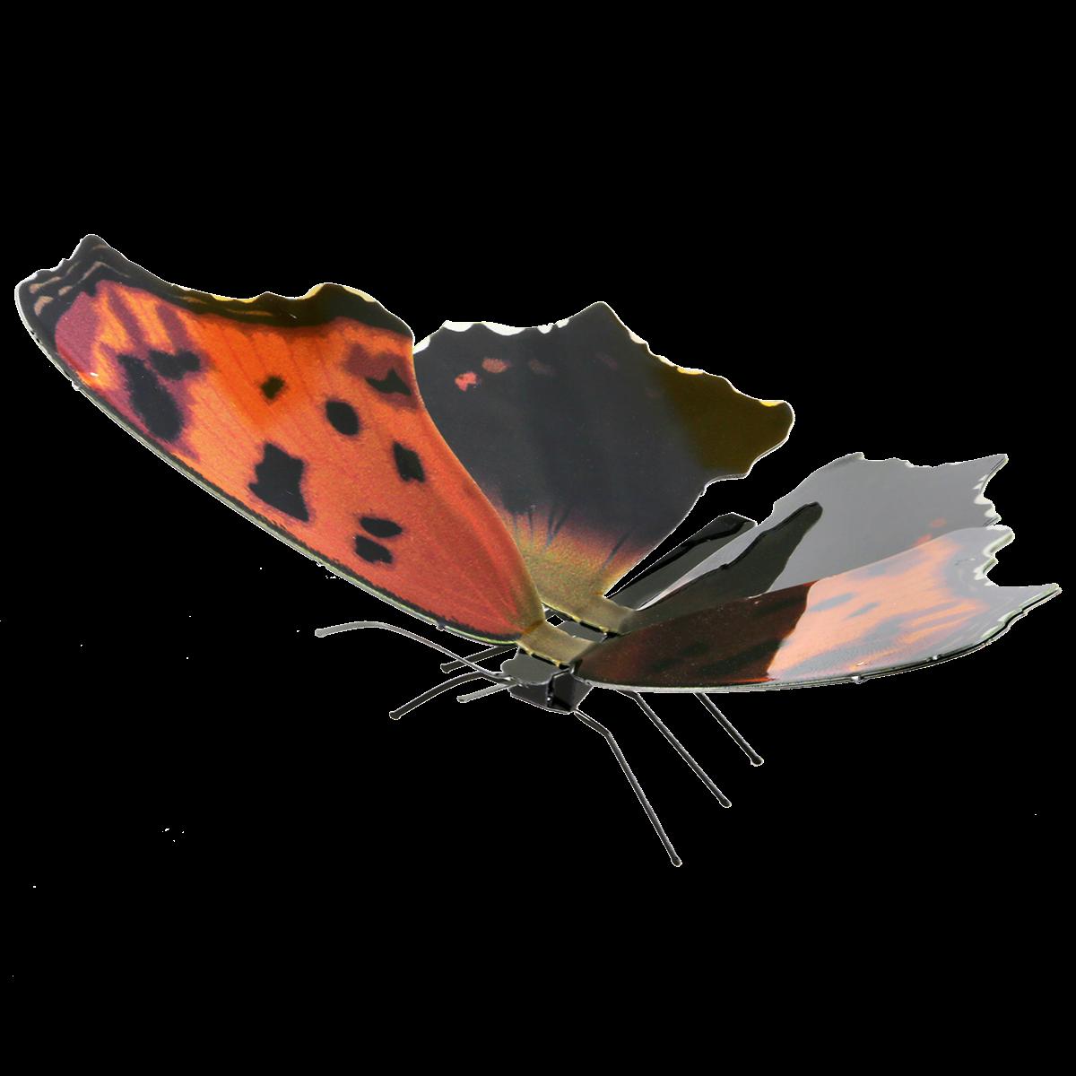 METAL EARTH: papillon Eastern comma