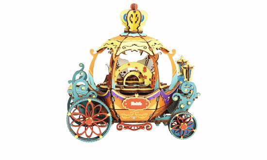 La Citrouille musicale de Robotime