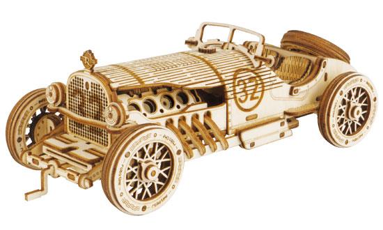 Voiture V8 grand prix de Robotime