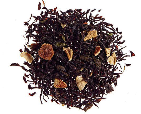 thé noir summertime comptoir français du thé