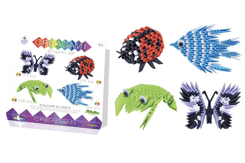 Creagami - Set Origami
