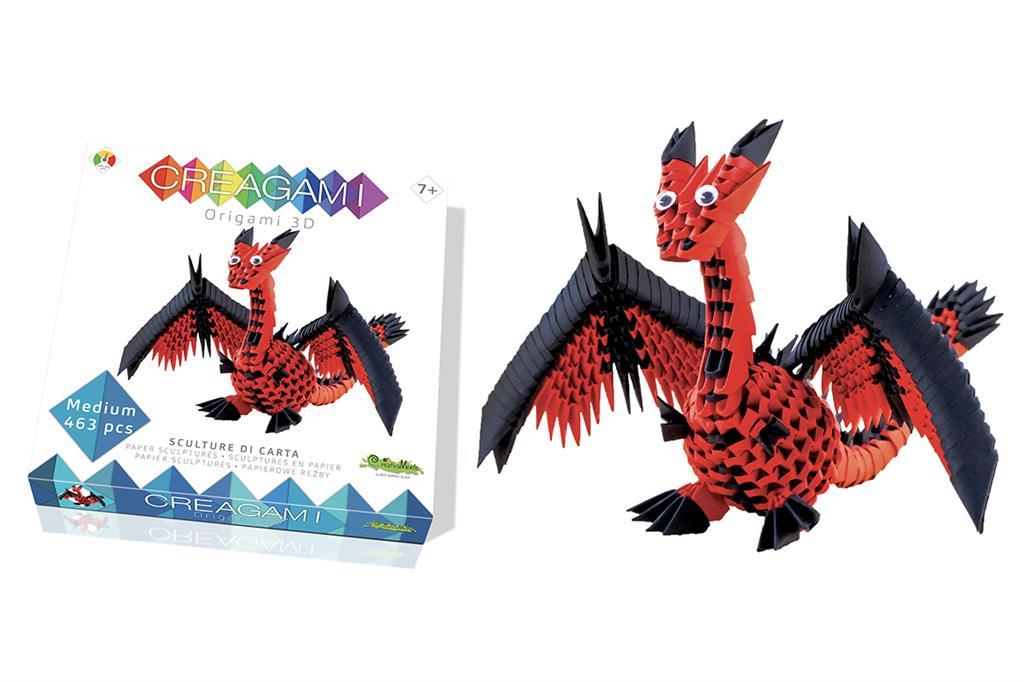 Creagami - Dragon - (M)