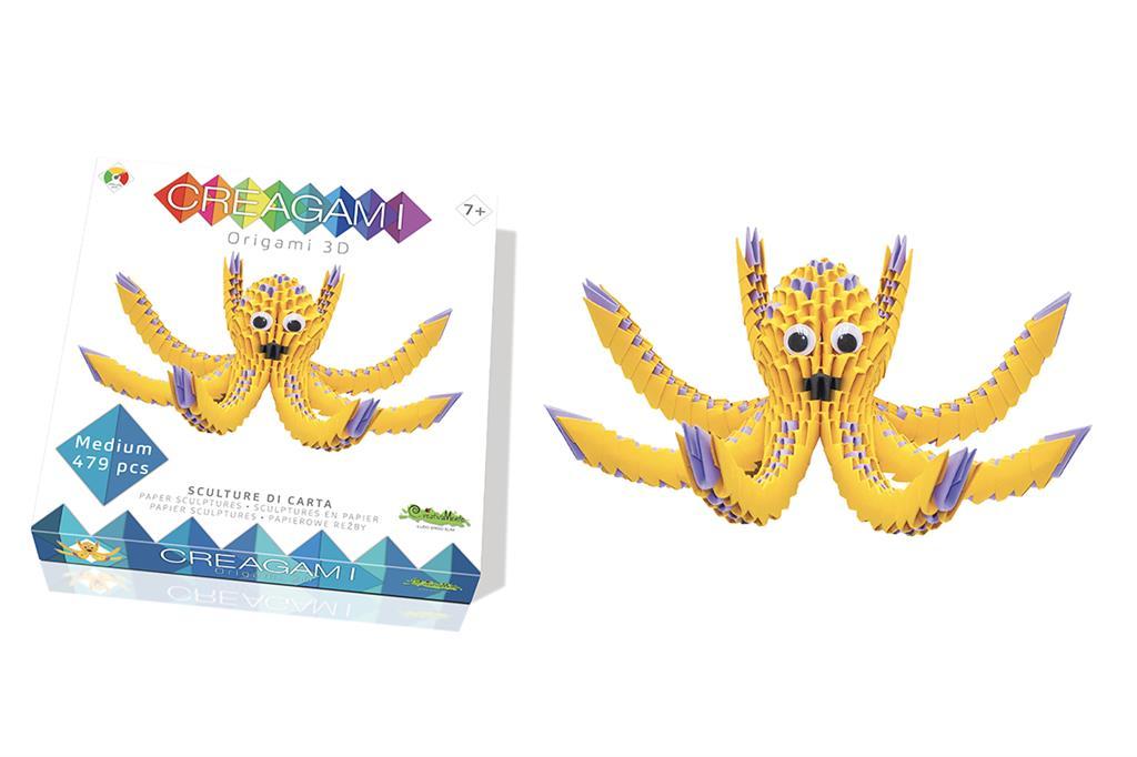 Creagami - Pieuvre - (M)