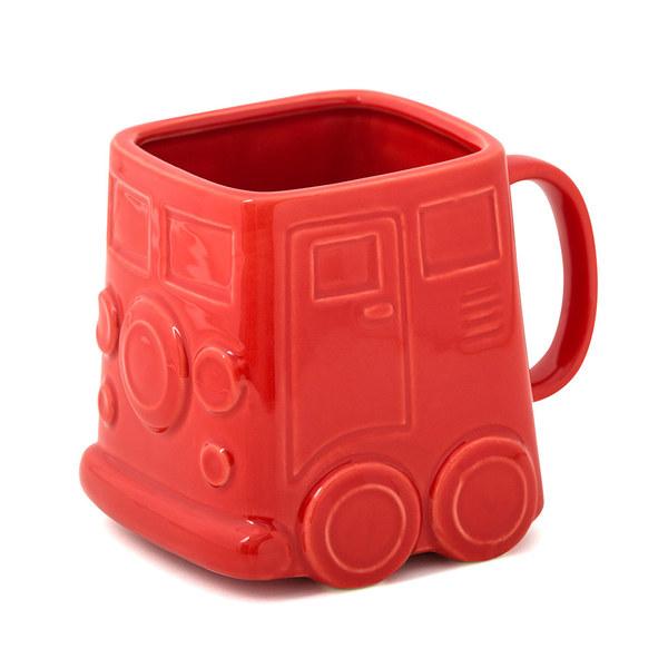 26641Mug Van rouge céramique