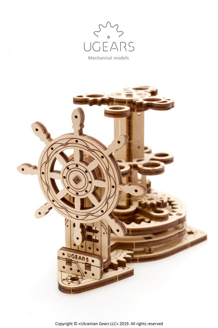 Ugears-Wheel-Organizer-for-pens-pencils-Mechanical-model_14-max-1100
