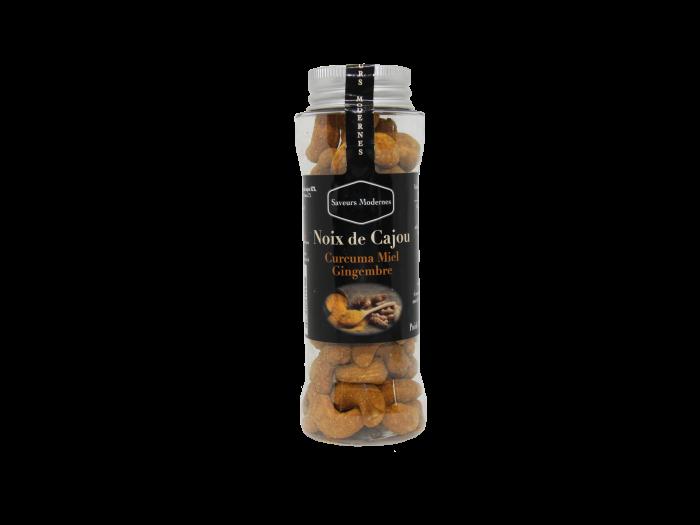 Noix de Cajou curcuma miel gingembre
