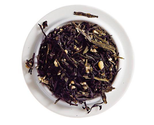 thé tendre nougat comptoir français du thé