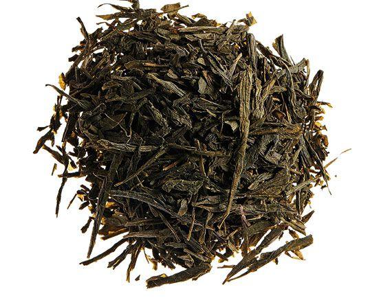 thé vert sencha de la vahine comptoir français du thé