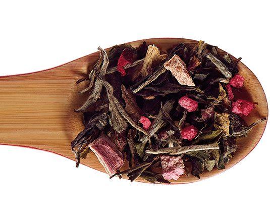 thé blanc griotte comptoir français du thé