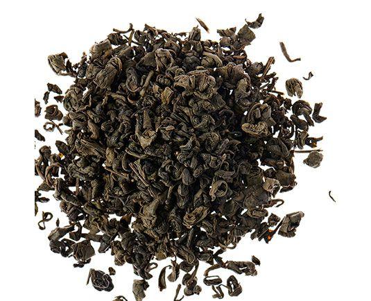 thé vert Gunpowder comptoir français du thé