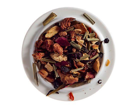 Infusion lagon Bleu comptoir français du thé