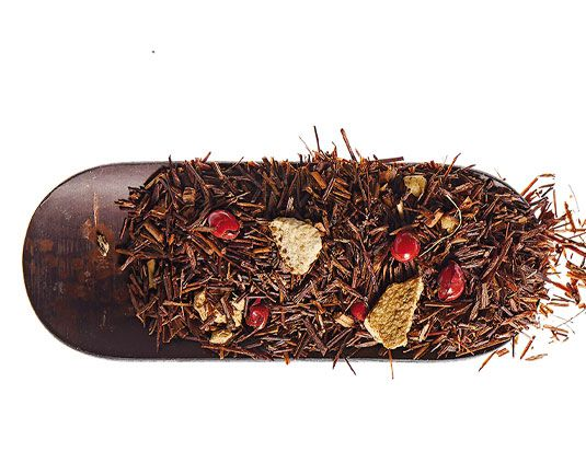 Rooibos African noel comptoir français du thé