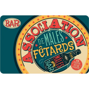 set-de-table-association-de-males-fetards-natives-deco-retro-vintage