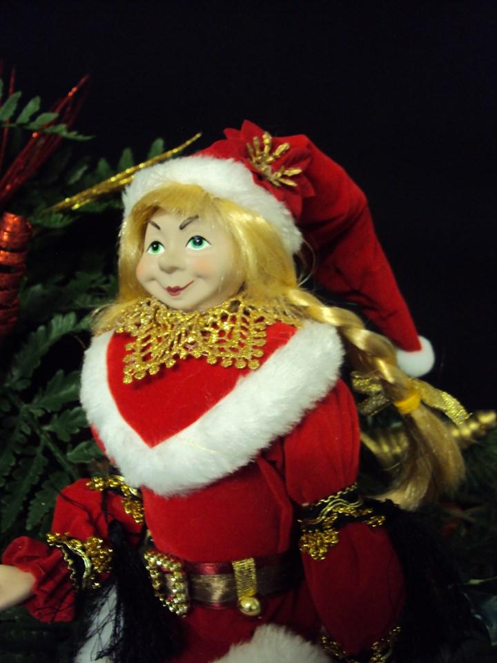 Pinkie Lutins coquins espiègles de Noël