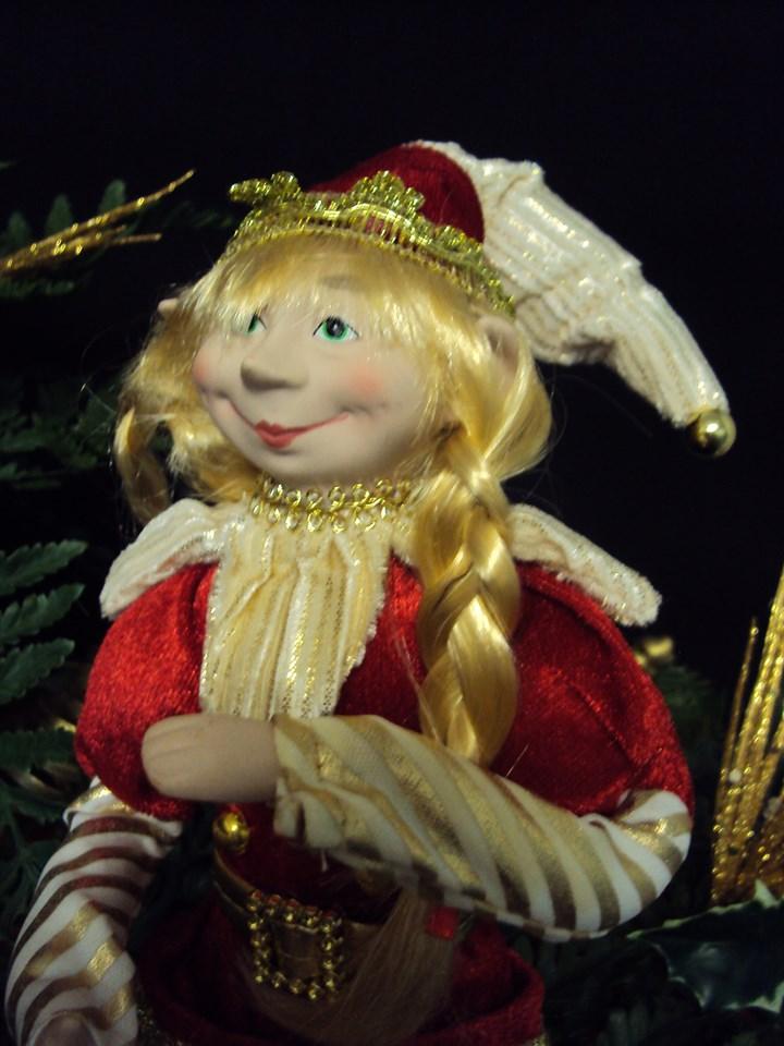 Candy Lutins coquins espiègles de Noël