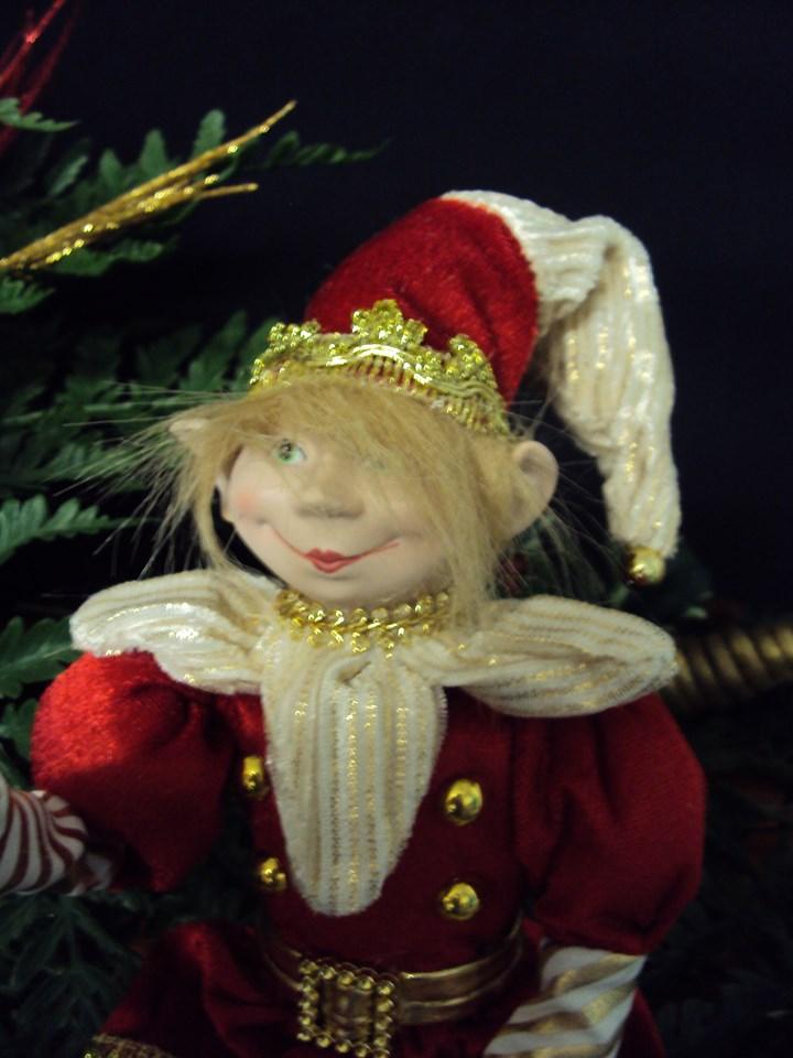 Farfelu Lutins coquins espiègles de Noël