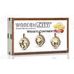 Widget Globes de WOODEN CITY5