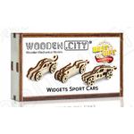 Widget Voitures de Sport de WOODEN CITY5