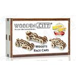Widget Voitures de Course de WOODEN CITY5